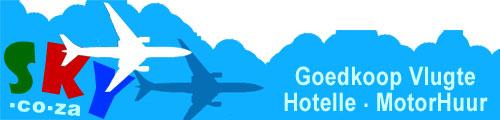 Cheap Flights Goedkoop Vlugte - SKY.co.za
